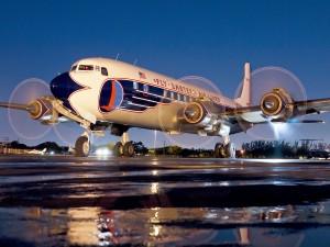 1958EasternAirlineDC-7