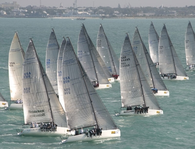 Key West 2010 Race Week – North America's premiere annual international regatta. Photo by Andy Newman.