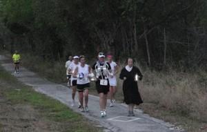 Nun Running2