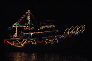 Previous Boat Parade Entrant